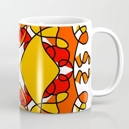 fire mandala (6-2-19) Coffee Mug