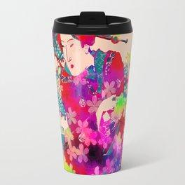 Blooming Geisha Travel Mug