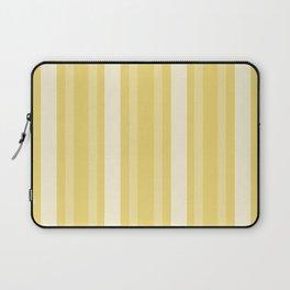 Buff Victorian Lady Stripe Laptop Sleeve