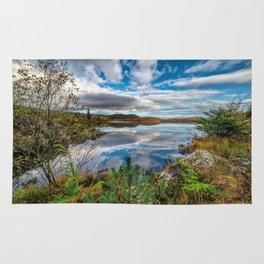 Bodgynydd Lake Rug