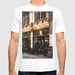 Leadenhall Market Shops T-shirt