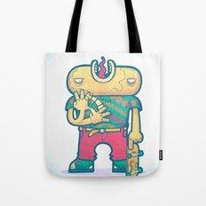 brain free Tote Bag
