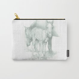 """""""THE YEARLING"""" Carry-All Pouch"""
