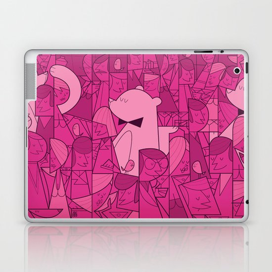 Pajama Party Laptop & iPad Skin