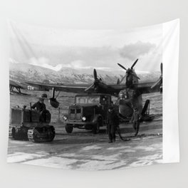 Blohm&Voss BV 138 Wall Tapestry
