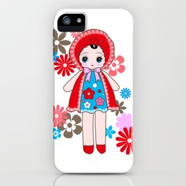 Japanesedoll iPhone Case