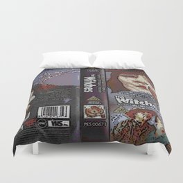 Witches Duvet Cover
