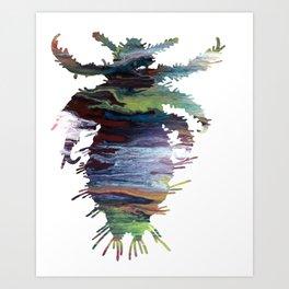 louse Art Print