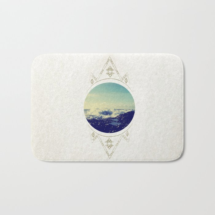 sea escape Bath Mat