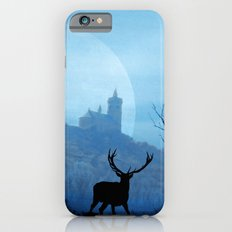 Stag moon iPhone 6 Slim Case