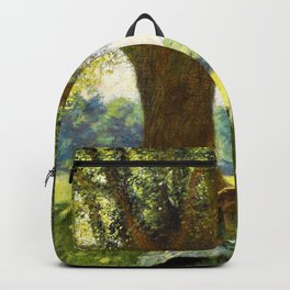 George Clausen - The spreading tree - Digital Remastered Edition Backpack