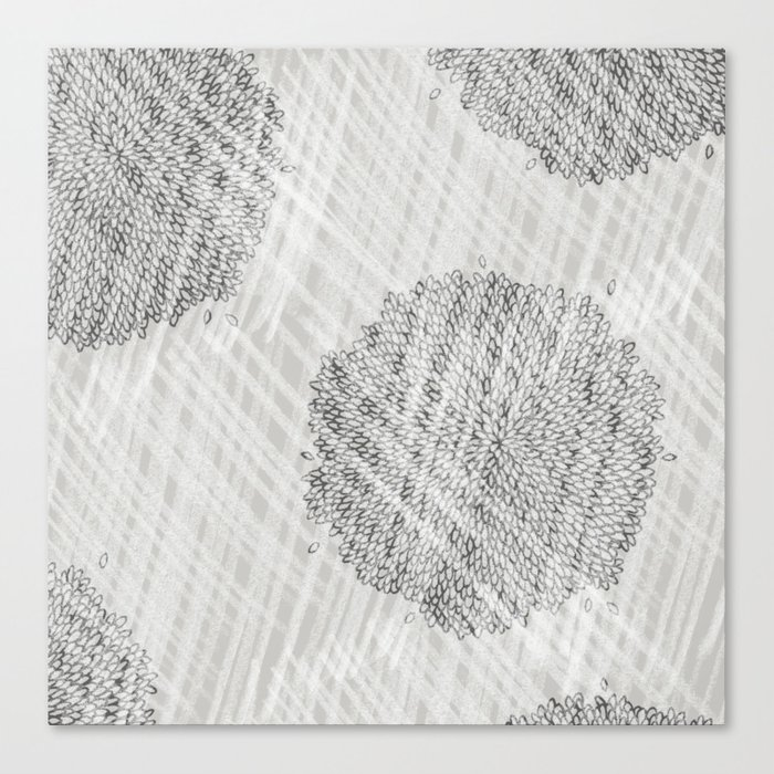 Cover Canvas Print