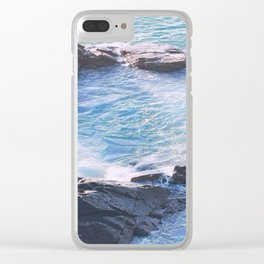 BEAUTIFUL WAVES3 Clear iPhone Case