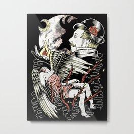 faust Metal Print