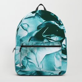 Green Carnation Backpack