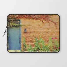 Portsmouth NH Door Laptop Sleeve
