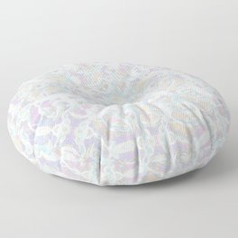 Ring of Angels Pattern Floor Pillow