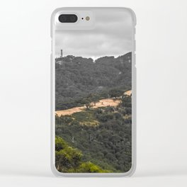 Mount Osmond Clear iPhone Case