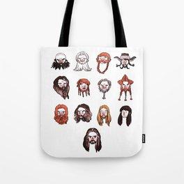 Just Dwarves Tote Bag