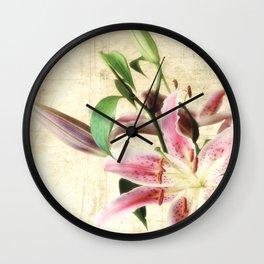Great Expectation Wall Clock