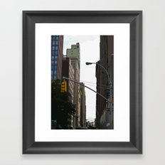 Slicelight Framed Art Print