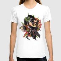 berserk T-shirts featuring Guts by Kerederek