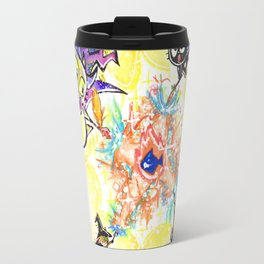 Clash of the Kitties! Travel Mug