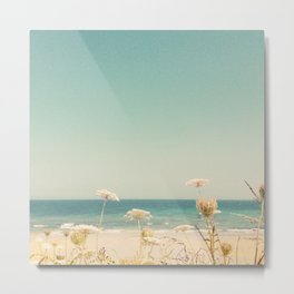 Water and Lace Metal Print