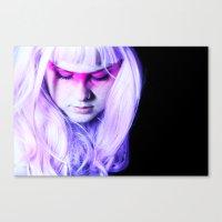 jem Canvas Prints featuring jem by zelie