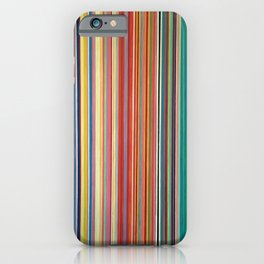 STRIPES 31 iPhone Case
