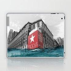 Macy's water line Laptop & iPad Skin
