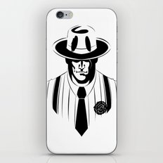 the gangster way iPhone & iPod Skin
