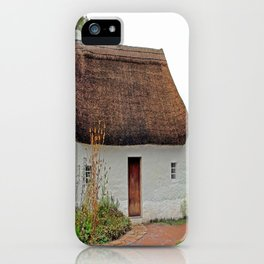 Nant Wallter Cottage. Wales. iPhone Case