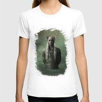 thranduil T-shirts featuring The Great King Thranduil by LindaMarieAnson