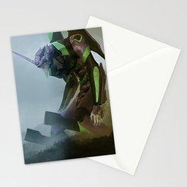 EVA Unit 01 Stationery Cards