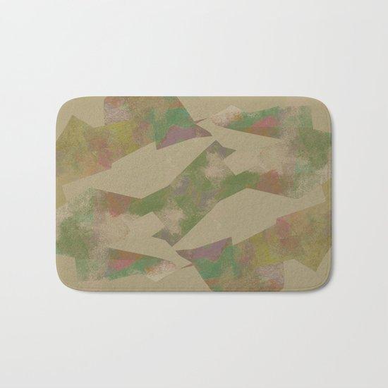 Camouflage XXX Bath Mat
