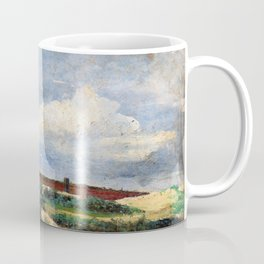 Fort Wellington - James Sidney Edouard Baron Ensor Coffee Mug