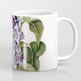 Lilac Branch Coffee Mug