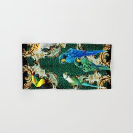 Exotic Aviary Hand & Bath Towel