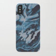SLEEP ON THE FLOOR iPhone X Slim Case