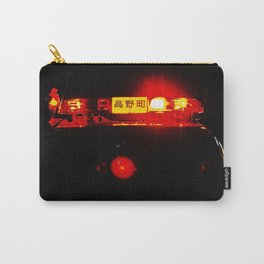 Night lights in Tokyo Carry-All Pouch