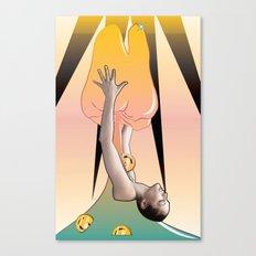 Magic Tooth Canvas Print