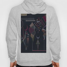 Wassily Kandinsky Reduced Contrast Hoody