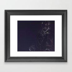 The Dean Framed Art Print