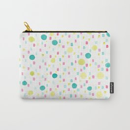 #99. SELENE (Confetti) Carry-All Pouch