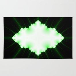 green vission Rug