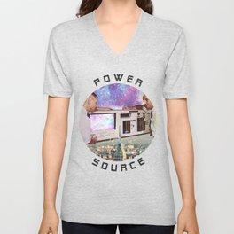 Power Source Unisex V-Neck