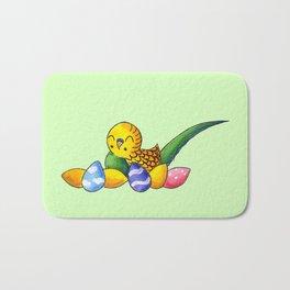 Easter Egg Keet Bath Mat