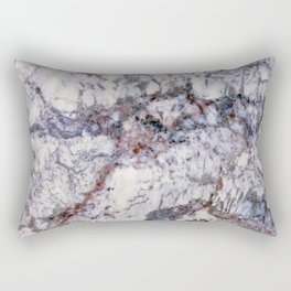 Cobalt Galaxy Shift Rectangular Pillow