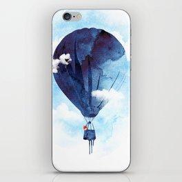 Bye Bye Balloon iPhone Skin